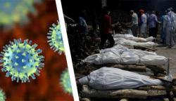 دنیا: کورونا وائرس سے اموات 32 لاکھ 96 ہزار سے بڑھ گئیں