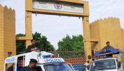 سیکورٹی خدشات کے باعث کراچی جیل کے اطراف موبائل فون  سروس برسوں سے معطل