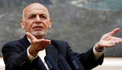 افغان صدر اشرف غنی کا منگل ملک گیر یوم سوگ کا اعلان