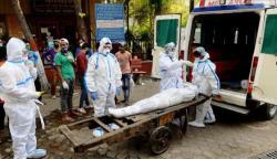 بھارت: کورونا مریضوں کی تعداد سوا دو کروڑ سے تجاوز کرگئی