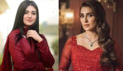 عائزہ خان کا سارہ خان سے متعلق کیا کہنا ہے؟