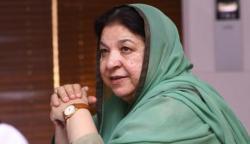 پنجاب میں ڈیلٹا وائرس کے 70 فیصد مریض موجود ہیں: یاسمین راشد