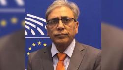 یورپی یونین مقبوضہ کشمیرمیں انسانی حقوق کی پامالیوں کو رکوائے، علی رضا سید