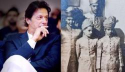 عمران خان نے 59 سال پُرانی شادی کی تصویر شیئر کردی