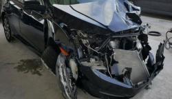 کراچی: ناردرن بائی پاس پر ٹرالر اور کار میں تصادم، 2 افراد جاں بحق