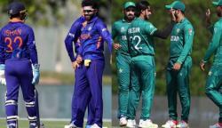 بھارت سے مقابلہ: پاکستان کا ٹاس جیت کر بولنگ کا فیصلہ