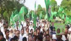 ن لیگ کی ساہیوال، پاکپتن میں مہنگائی کیخلاف ریلیاں