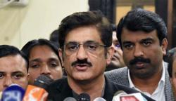بھارت کیخلاف تاریخی فتح پر وزیراعلیٰ سندھ کی قوم کو مبارکباد